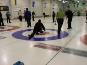 Left Handed Curling Championship 1