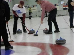 Left Handed Curling Championship 2